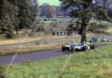 Lotus 18 and Cooper - Moss and Brabham Oulton Park Gold Cup 1960